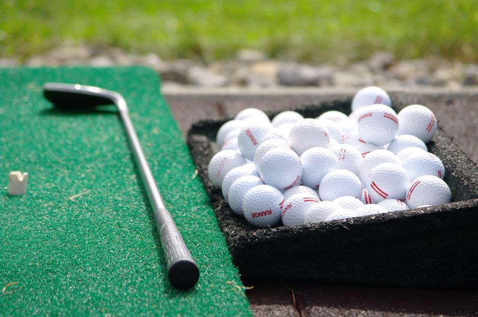 Download Free Stock HD Photo of Practice golf Online
