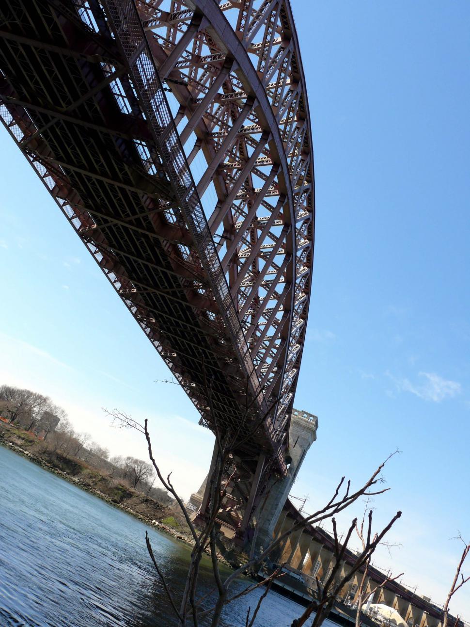 Download Free Stock HD Photo of hellgate bridge Online