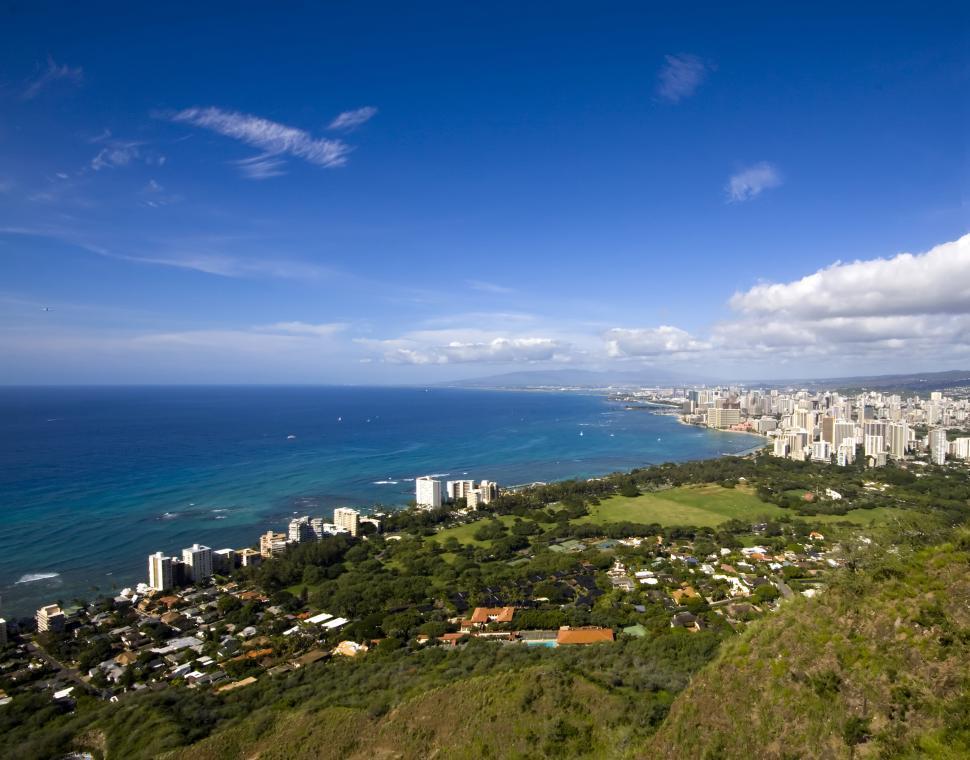 Download Free Stock HD Photo of Waikiki Online