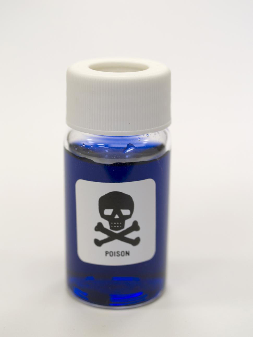 Download Free Stock Photo of Poison