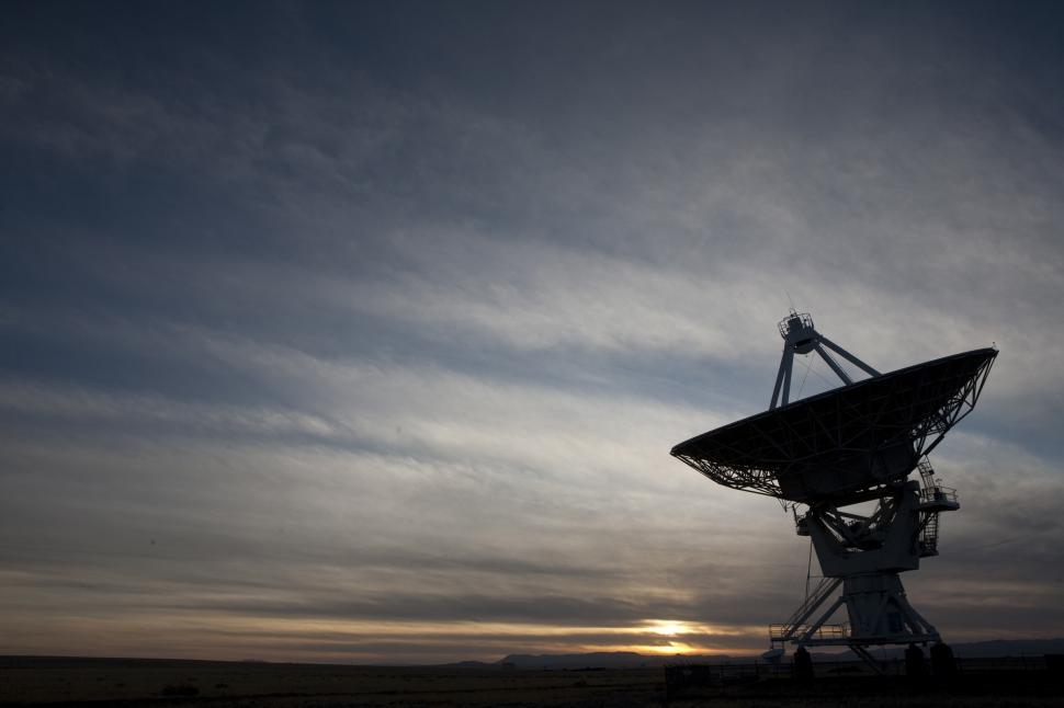 Download Free Stock Photo of VLA (Very Large Array) Socorro, NM