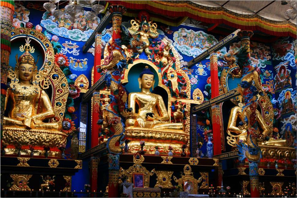 Download Free Stock HD Photo of India Buddha Online