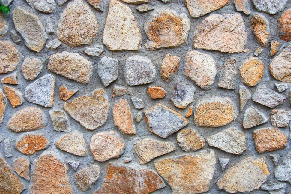Download Free Stock Photo of Rock Wall