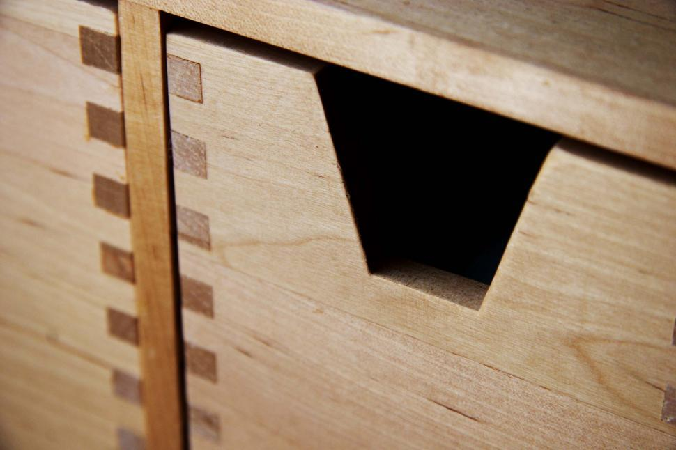 Download Free Stock Photo of Wooden drawer