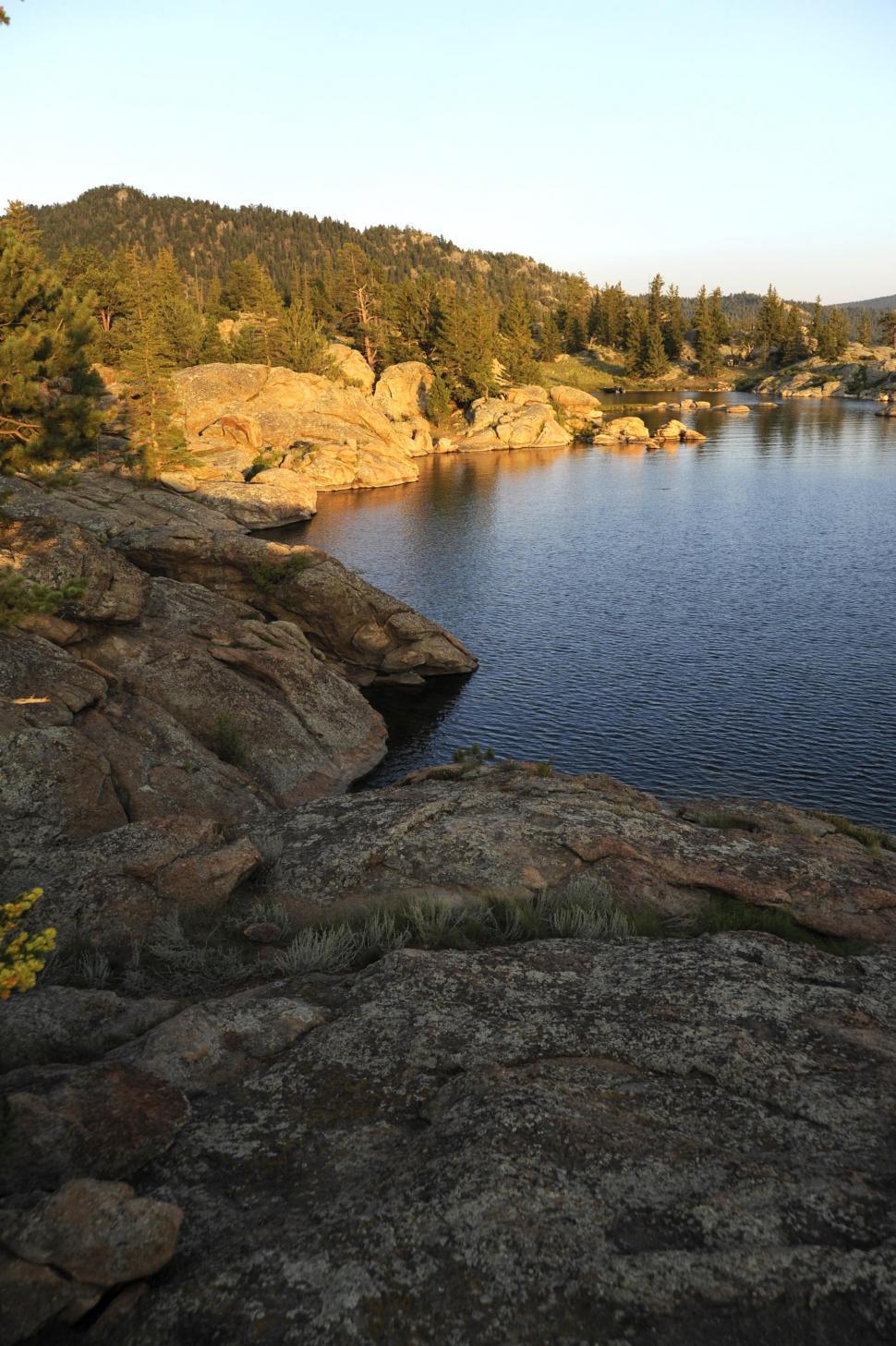 Download Free Stock HD Photo of Shoreline  Online