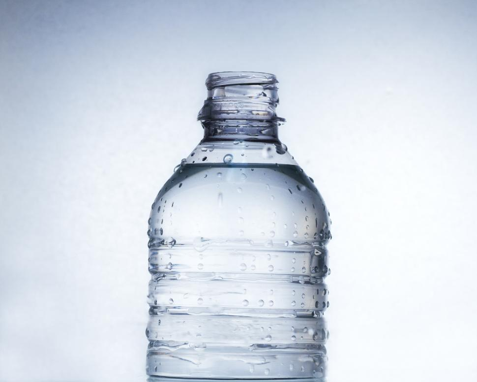 Download Free Stock Photo of Bottled Water