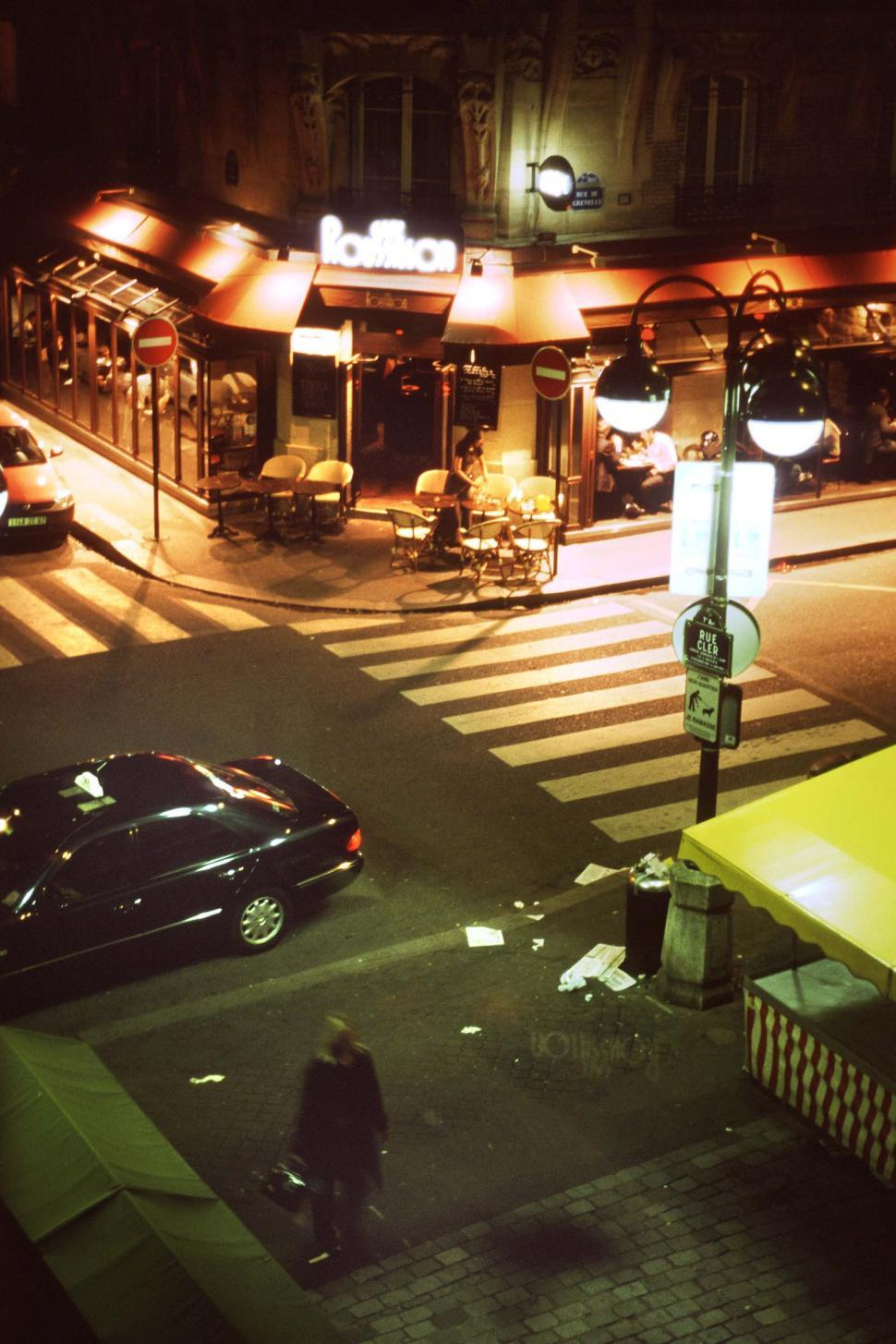 Download Free Stock HD Photo of Intersection in paris Online