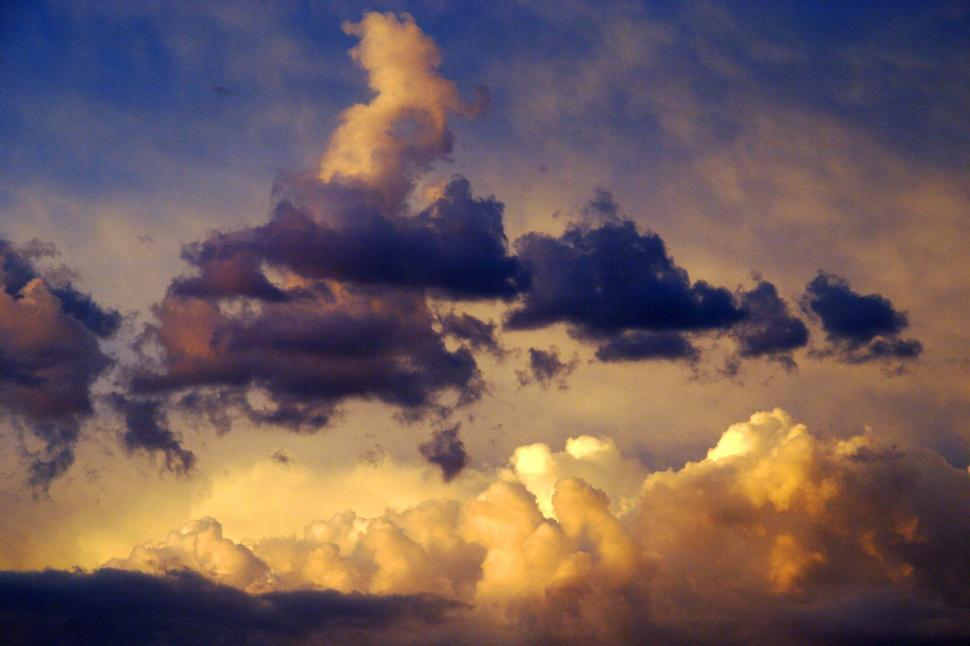 Download Free Stock HD Photo of Amazing sky Online