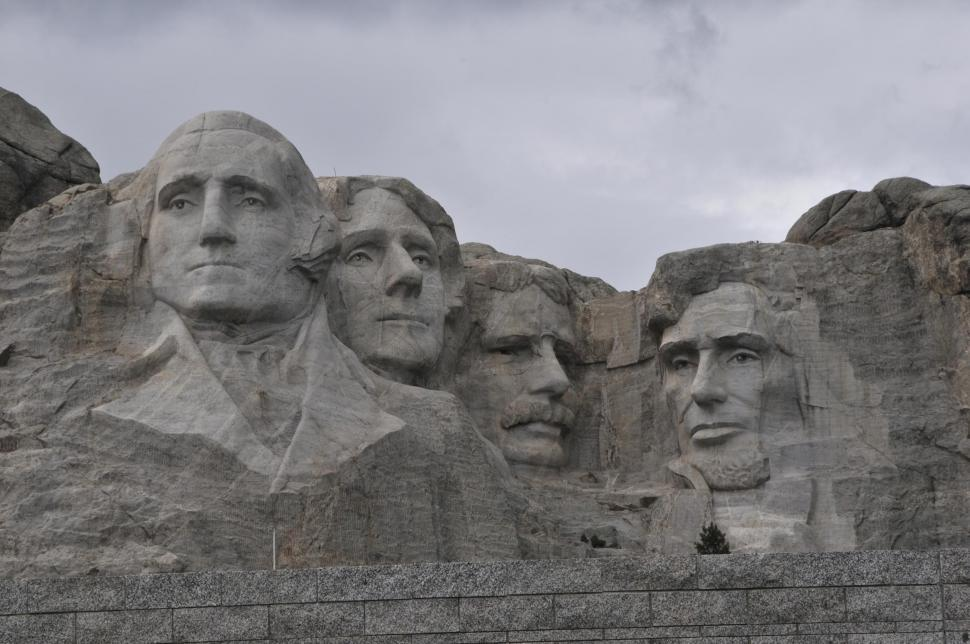 Download Free Stock HD Photo of Mount Rushmore, Near Online