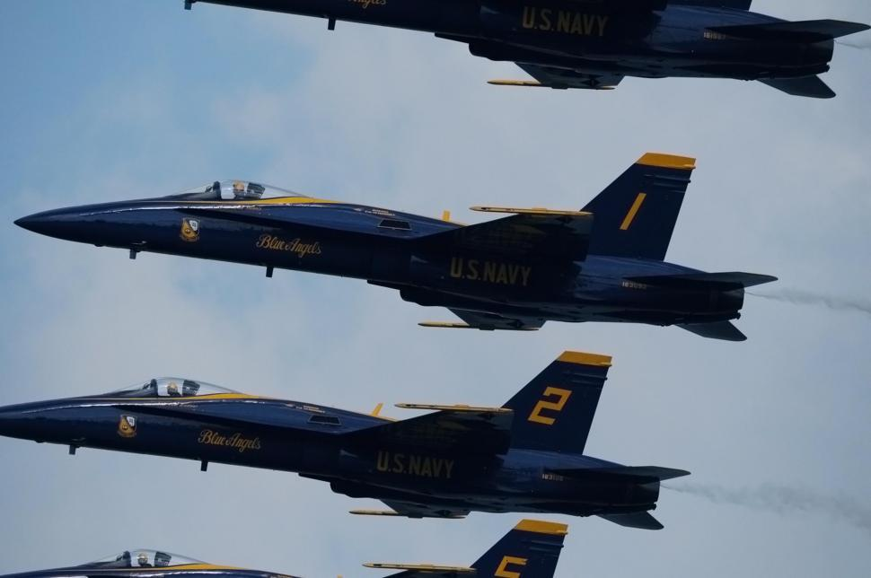 Download Free Stock HD Photo of U.S. Navy jets Online