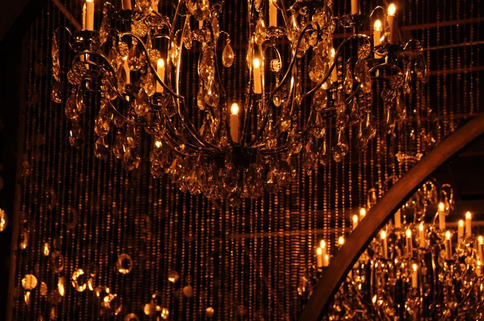 Download Free Stock HD Photo of Chandeliers Online