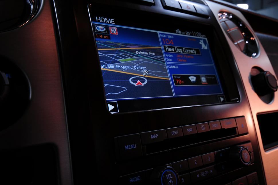 Download Free Stock Photo of Navigation system