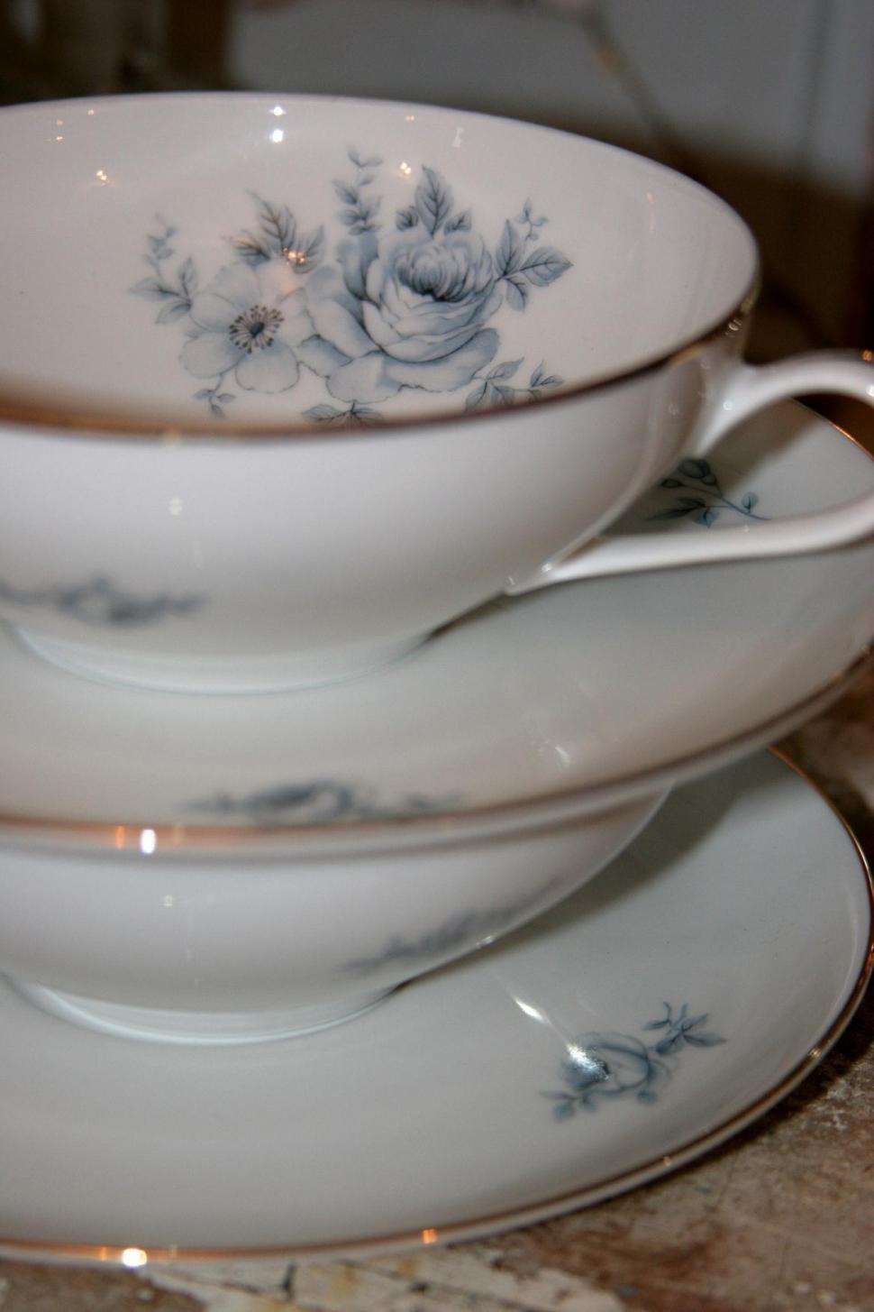 Download Free Stock Photo of Porcelain