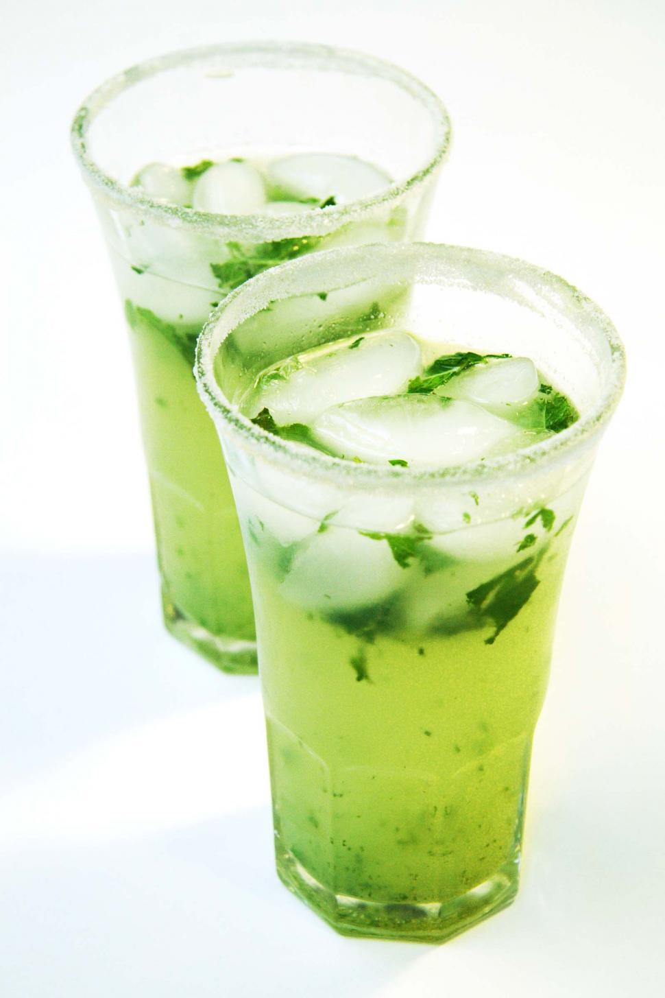 Download Free Stock Photo of Mojitos