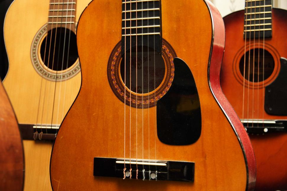 Download Free Stock HD Photo of Acoustic Guitars Online