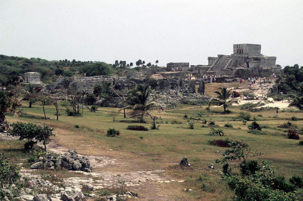 Download Free Stock HD Photo of Mayan ruins Online