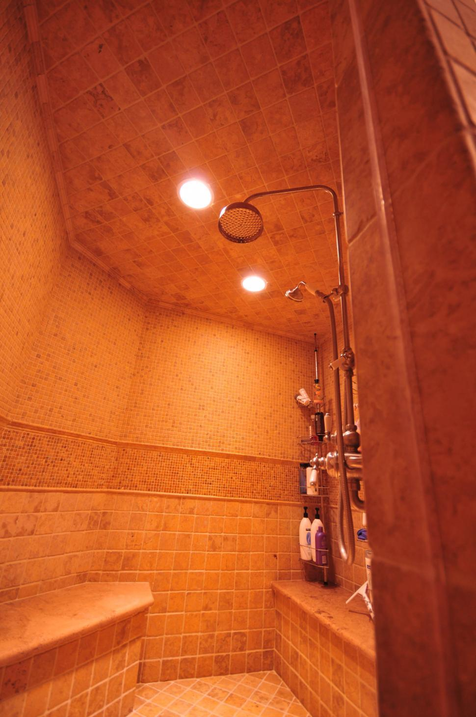 Download Free Stock HD Photo of Walk in shower Online