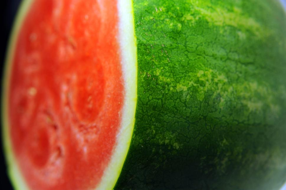Download Free Stock HD Photo of Watermelon close up Online