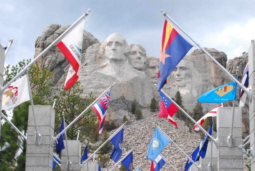 Download Free Stock HD Photo of Mount Rushmore Online