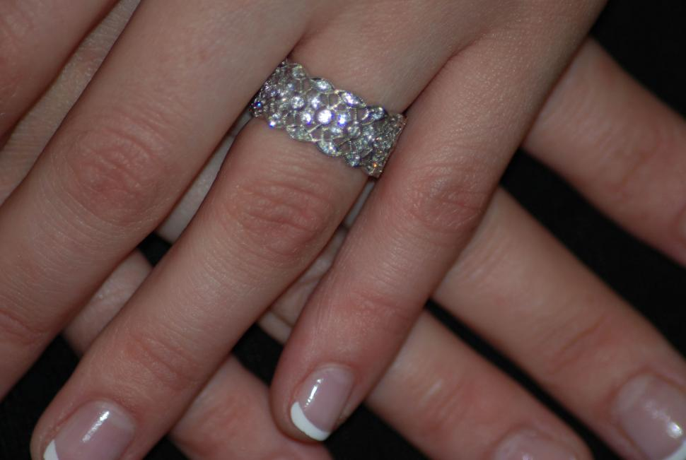 Download Free Stock HD Photo of Diamond ring Online