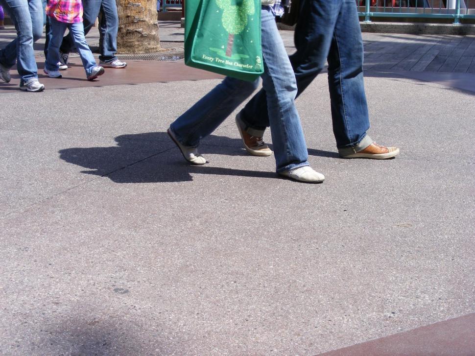 Download Free Stock HD Photo of People Walking Online