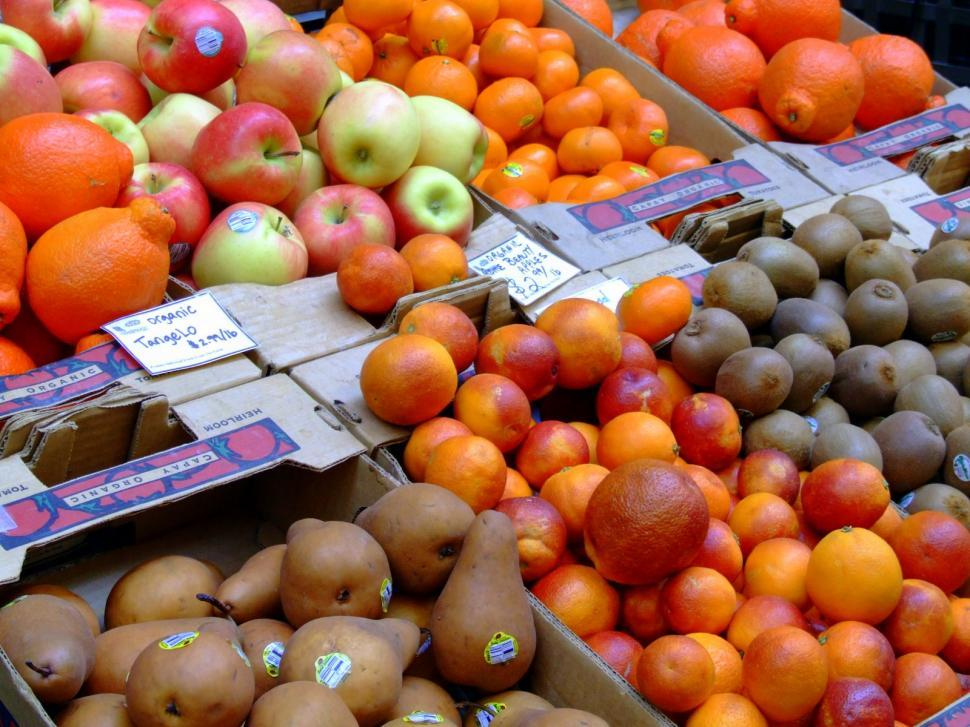 Download Free Stock HD Photo of Apples, Pears and Fresh Fruit Online