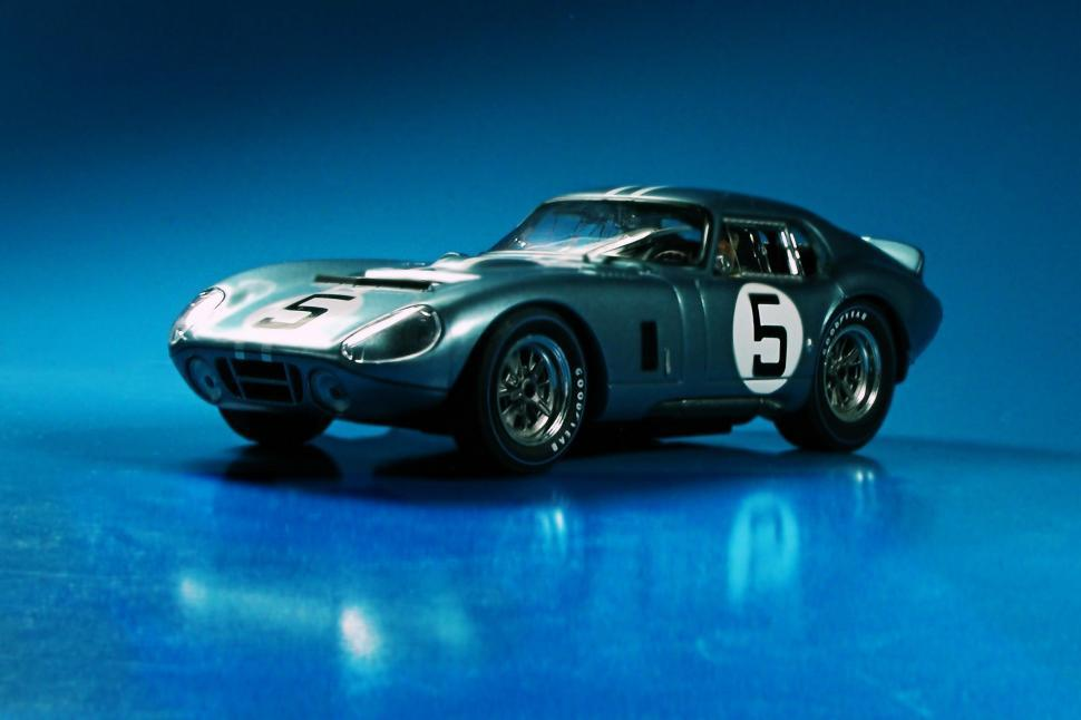 Download Free Stock HD Photo of Shelby Cobra Daytona Coupe Online
