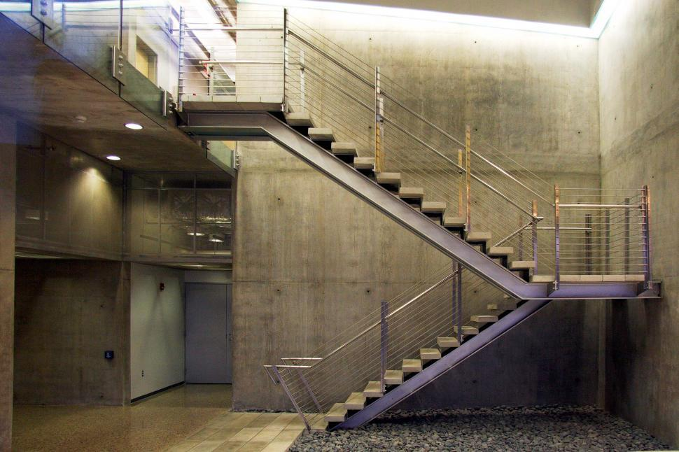 Download Free Stock Photo of Floating stairway