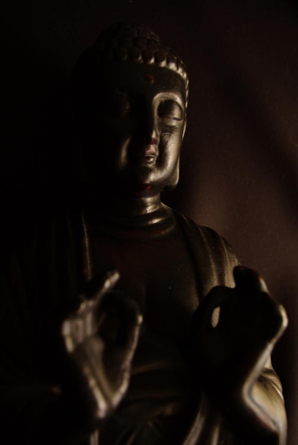 Download Free Stock Photo of buddah statue