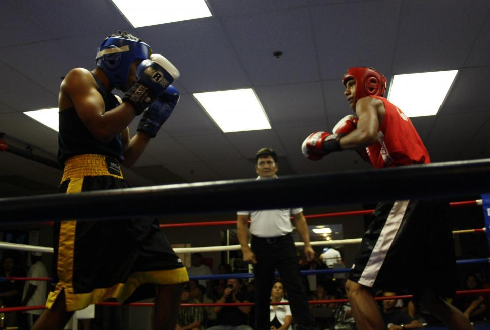 Download Free Stock HD Photo of Boxing, August  2010 Online