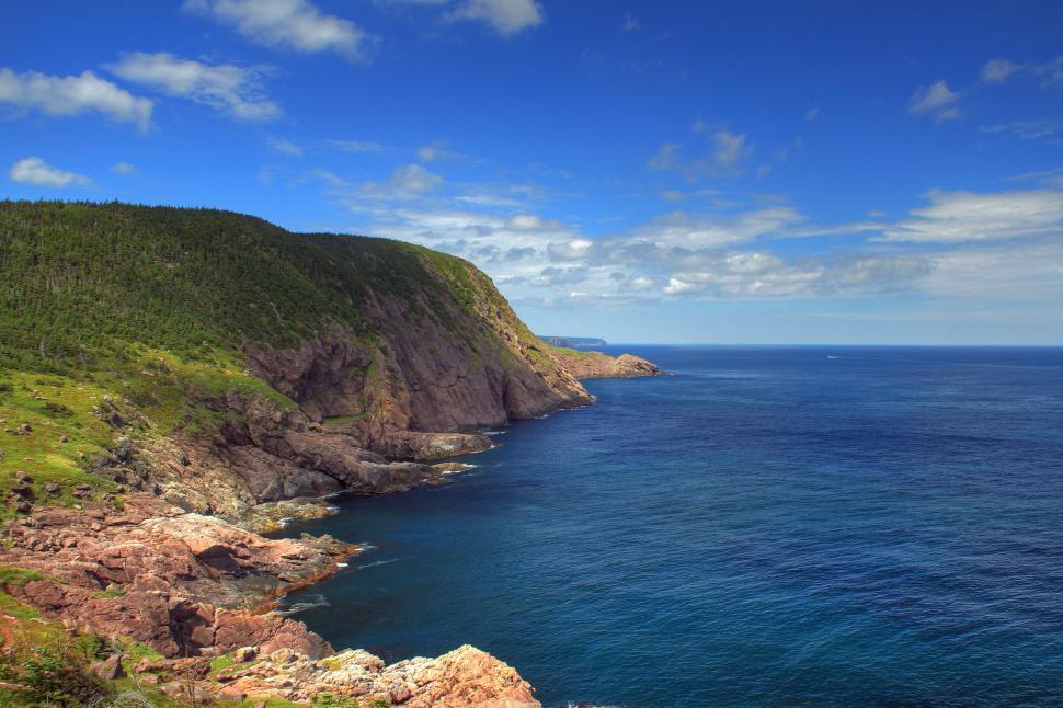 Download Free Stock HD Photo of Atlantic Coastline Online