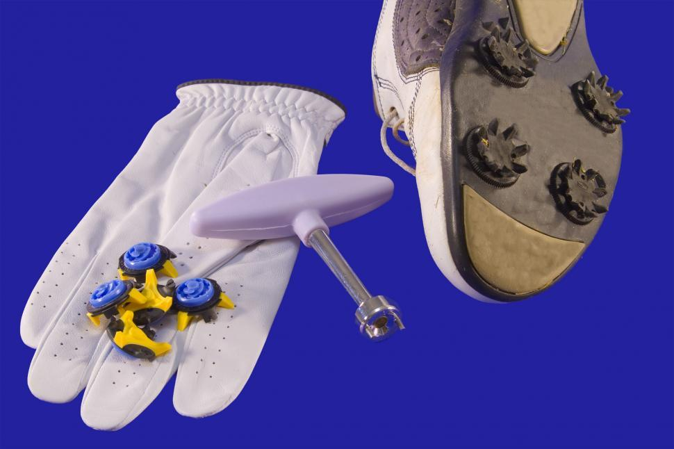 Download Free Stock HD Photo of Golf Shoe Repair Online