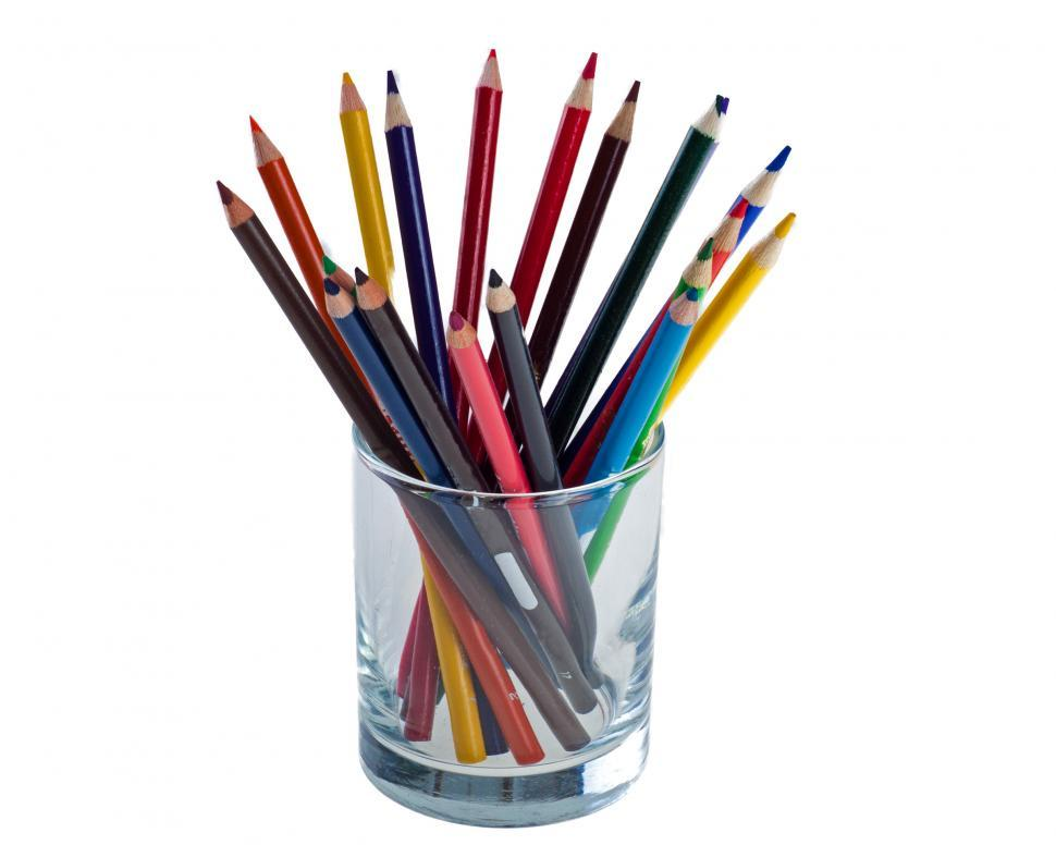 Download Free Stock HD Photo of Colored Pencil Online