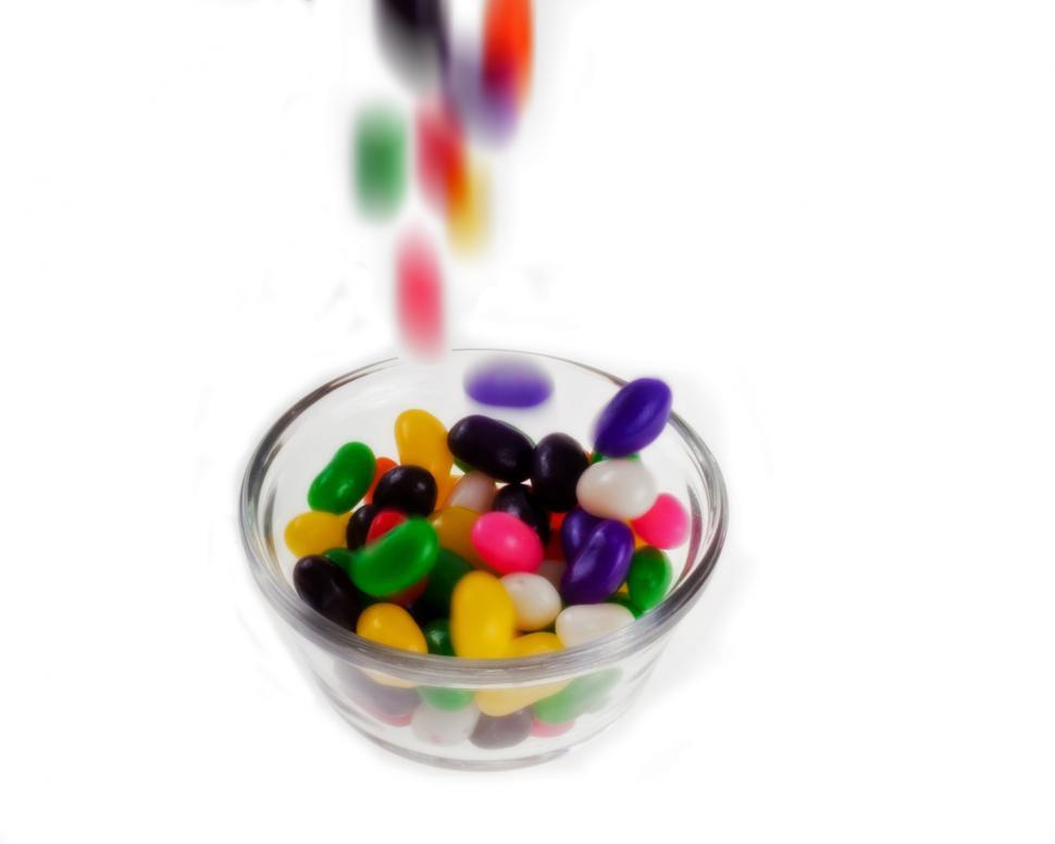 Download Free Stock Photo of Jellybeans