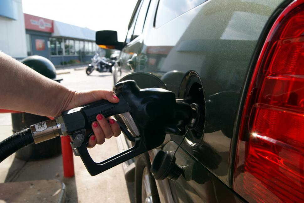Download Free Stock Photo of Fueling Up