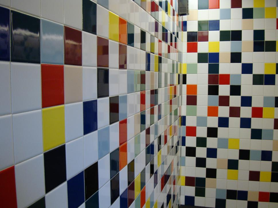 Download Free Stock HD Photo of Colorful Tiles Online