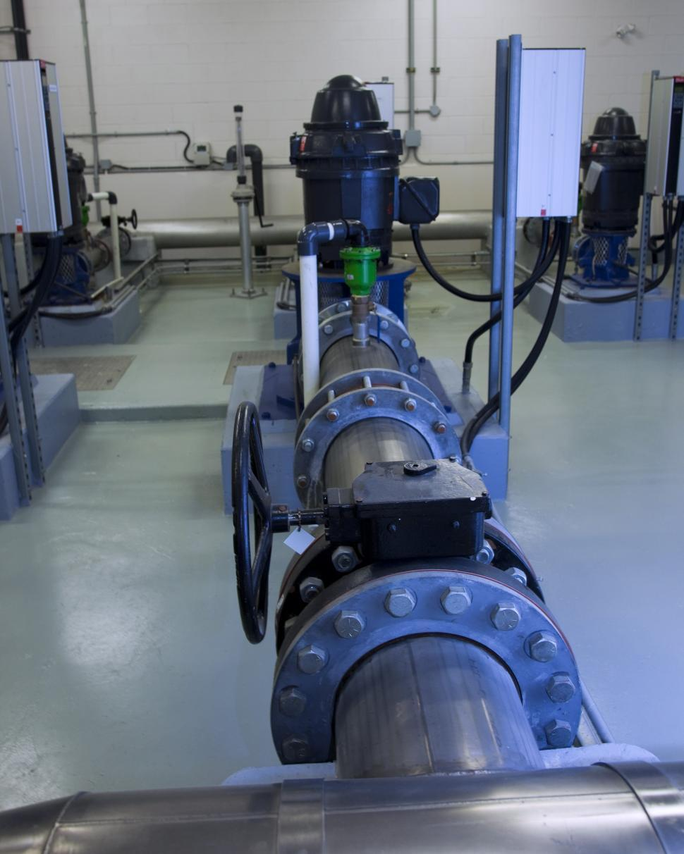 Download Free Stock HD Photo of Drinking water treatment Online