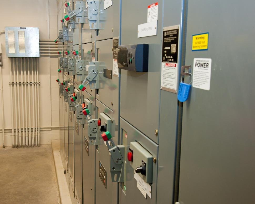 Download Free Stock HD Photo of Electrical Panel Online