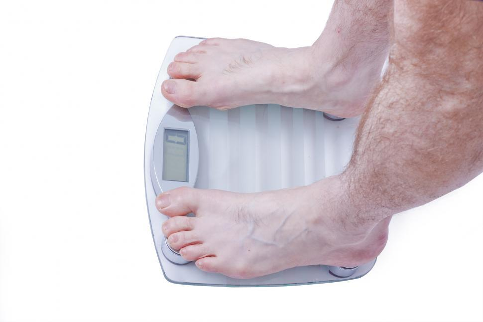 Download Free Stock Photo of Bathroom scale