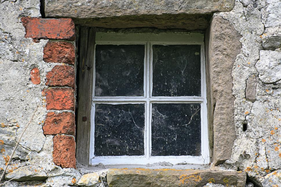 Download Free Stock Photo of barn window