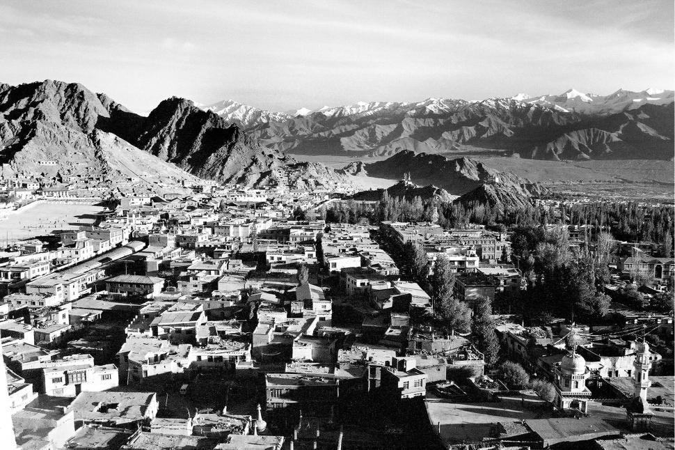 Download Free Stock Photo of Leh, Ladakh, India