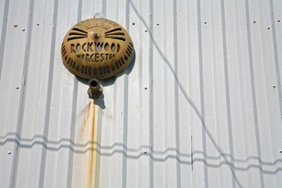 Download Free Stock HD Photo of Sprinkler Alarm Online
