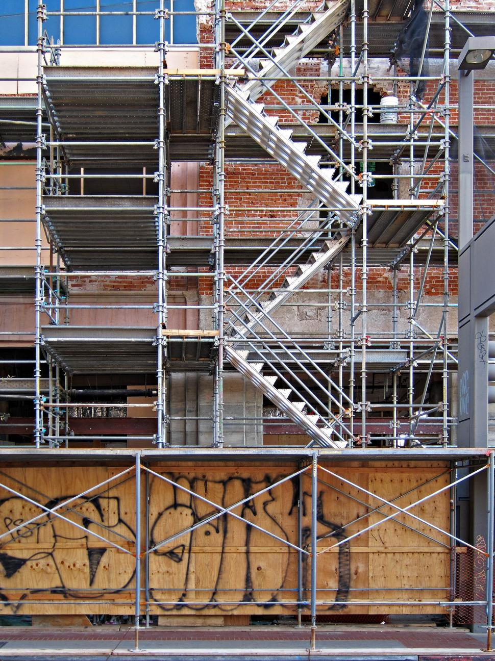 Download Free Stock HD Photo of Scaffolding Online