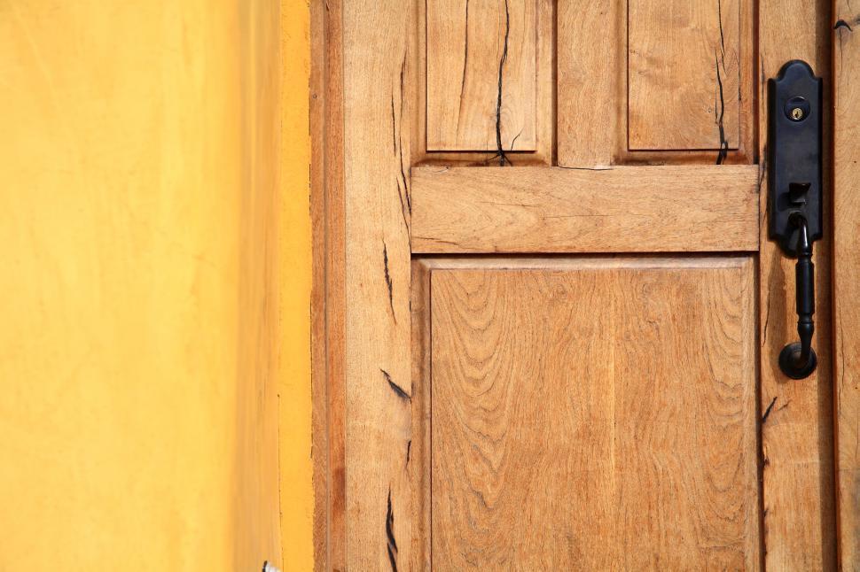 Download Free Stock HD Photo of wooden door Online