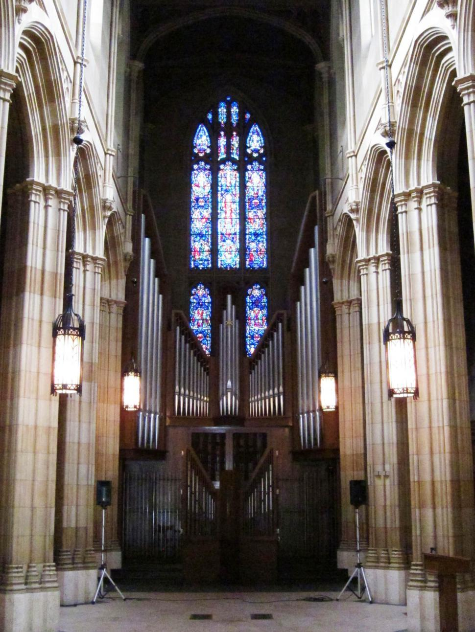 Download Free Stock HD Photo of Gothic chapel Online