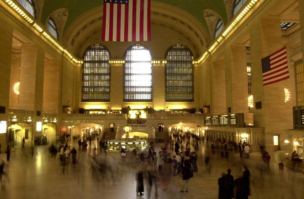 Download Free Stock Photo of Grand Central Station, NYC