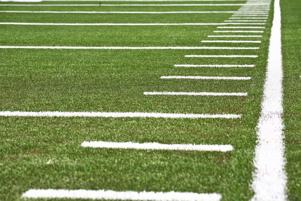 Download Free Stock Photo of Football field