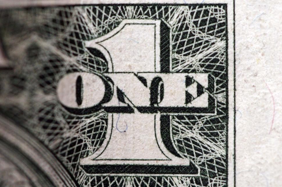 Download Free Stock HD Photo of One dollar Online