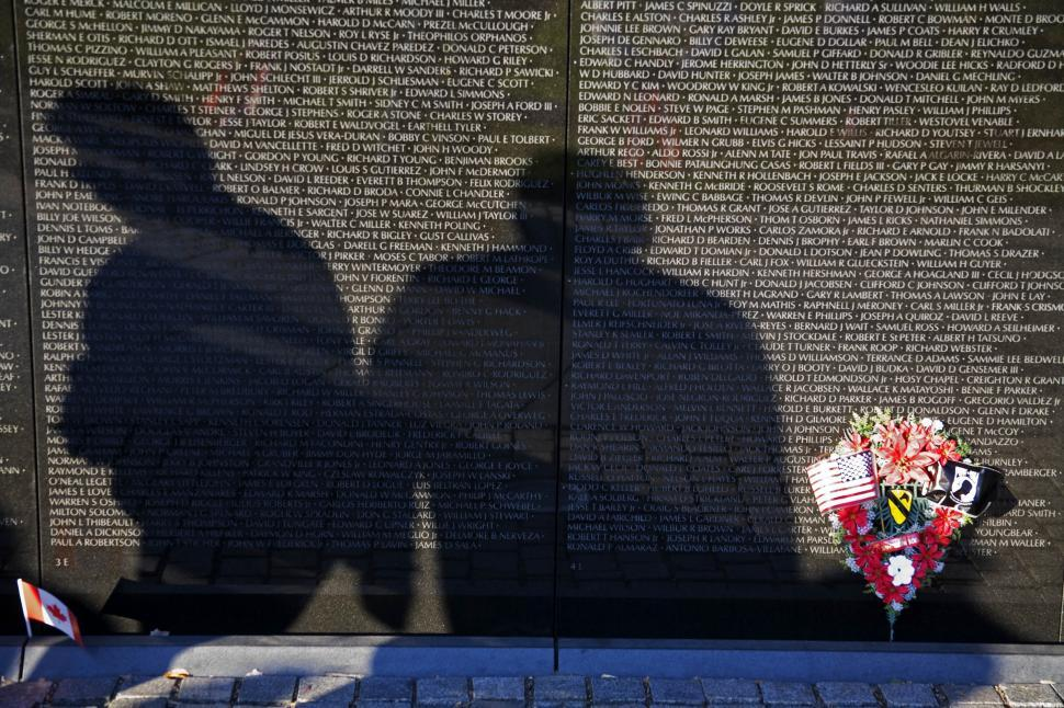 Download Free Stock Photo of Vietnam War Memorial, Washington DC