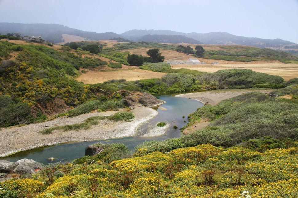Download Free Stock Photo of California landscape